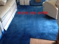 RV CARPET CLEANING / DYE JOB - AFTER